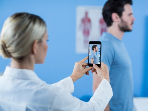 Fotos de pacientes: saiba como proceder